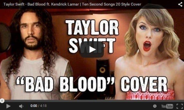 (YouTube / Ten Second Songs)