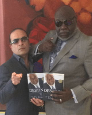 Bishop TD Jakes Leads You To Your Destiny! | Vipp Jaswal Report