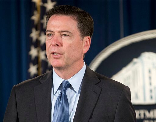 Former FBI director James Comey's memoir due out next spring
