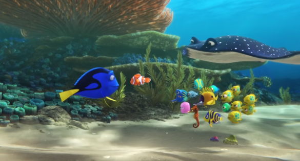 Finding Dory Trailer/YouTube