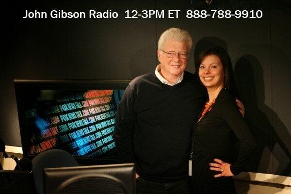 John Gibson Show Banner Image