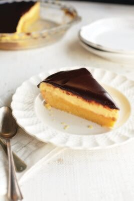 Boston Cream Pie photo credit: Sara Remington