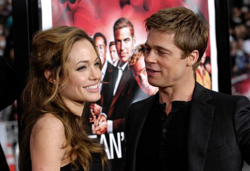 Is Angelina Jolie and Brad Pitt's divorce off the cards?