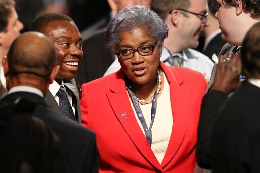 Former DNC Chairwoman, Donna Brazile, on El Paso & Dayton Mass Shootings: The President Of The United States Should Not Be Blamed For Murderers