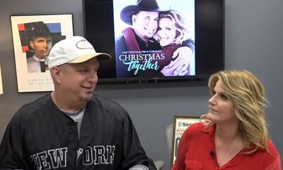 "Garth Brooks & Trisha Yearwood Announce ""Christmas Together"" Album ..."