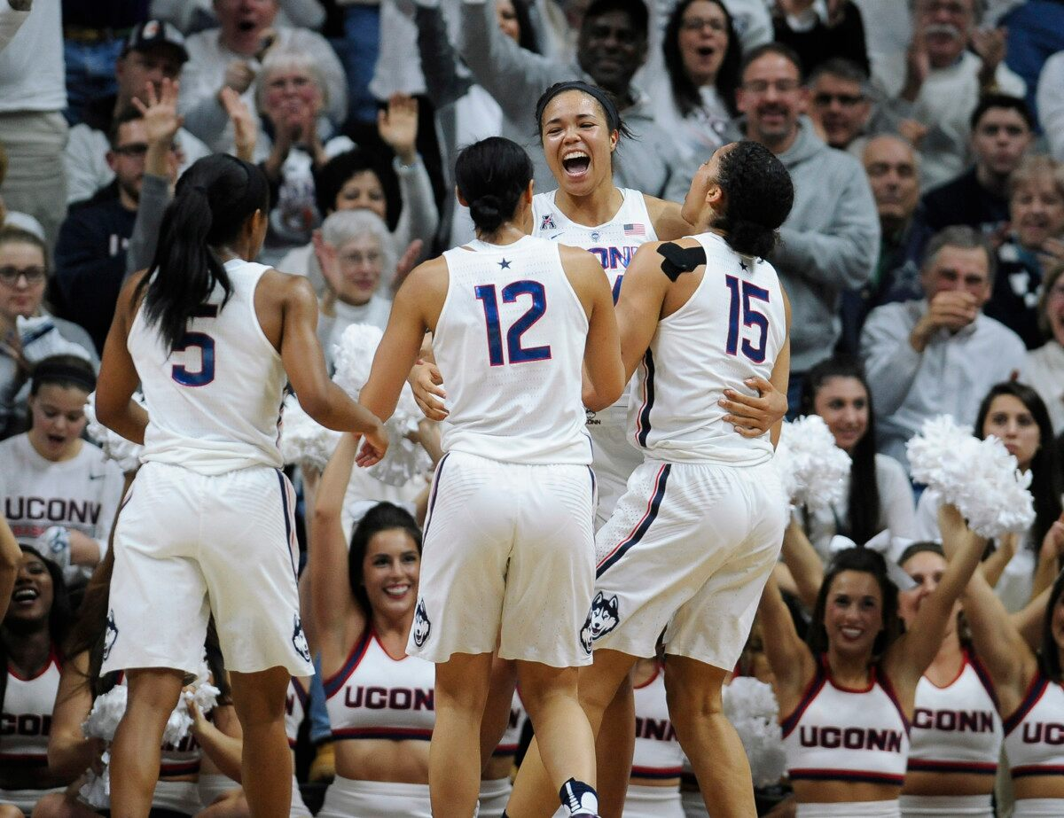 100 & Counting for the UConn Women's Basketball Program | News