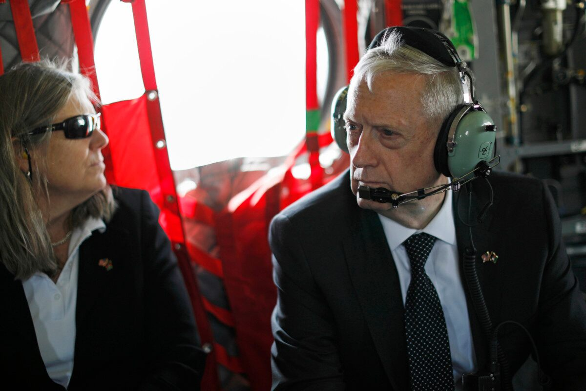 Mattis in Afghanistan to discuss war needs