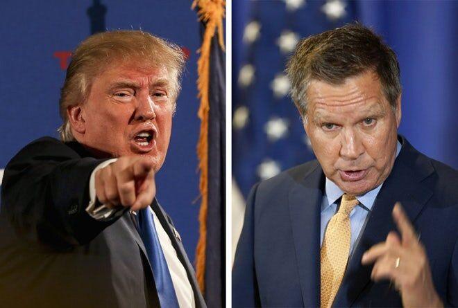 (AUDIO) Gov. Kasich: Donald Trump Won With