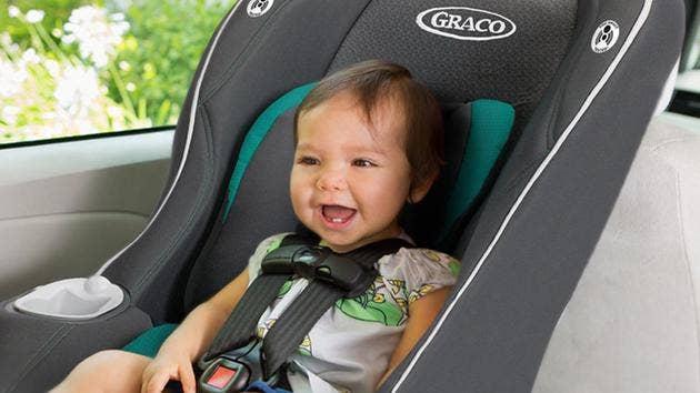 Graco Recalls Car Seats Over Webbing Safety Concerns