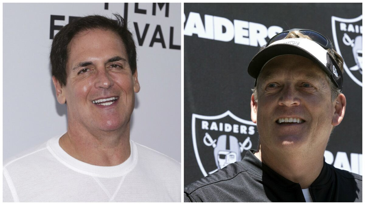Mark Cuban: Raiders' Move to Las Vegas Could 'Backfire' on NFL