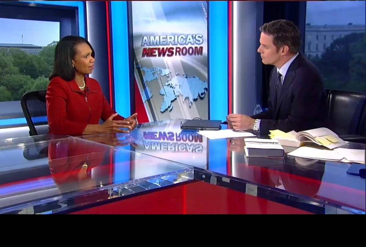 condoleezza rice fox news insider