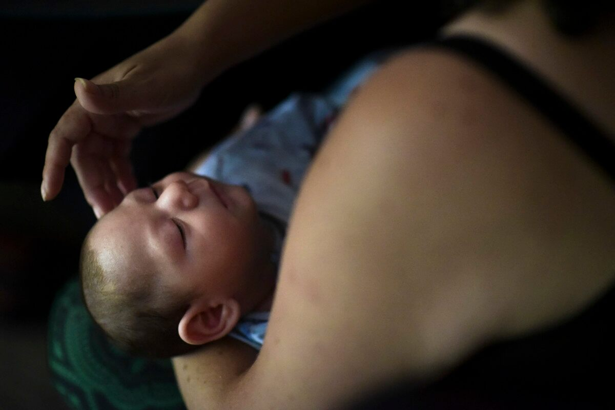 Zika affects 5 pct of babies with confirmed infections -US CDC