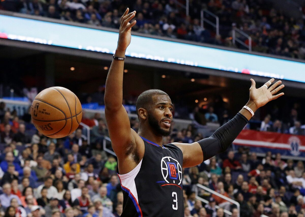 The experts' reaction to Rockets' trade for Chris Paul