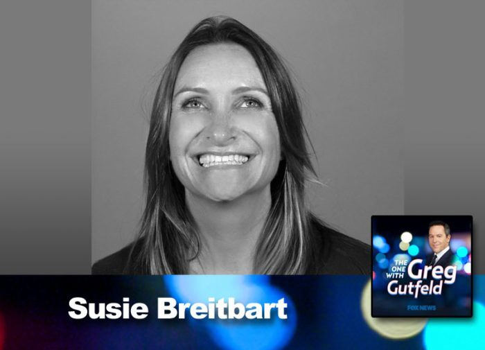 Remembering Andrew Breitbart Susie Breitbart The One