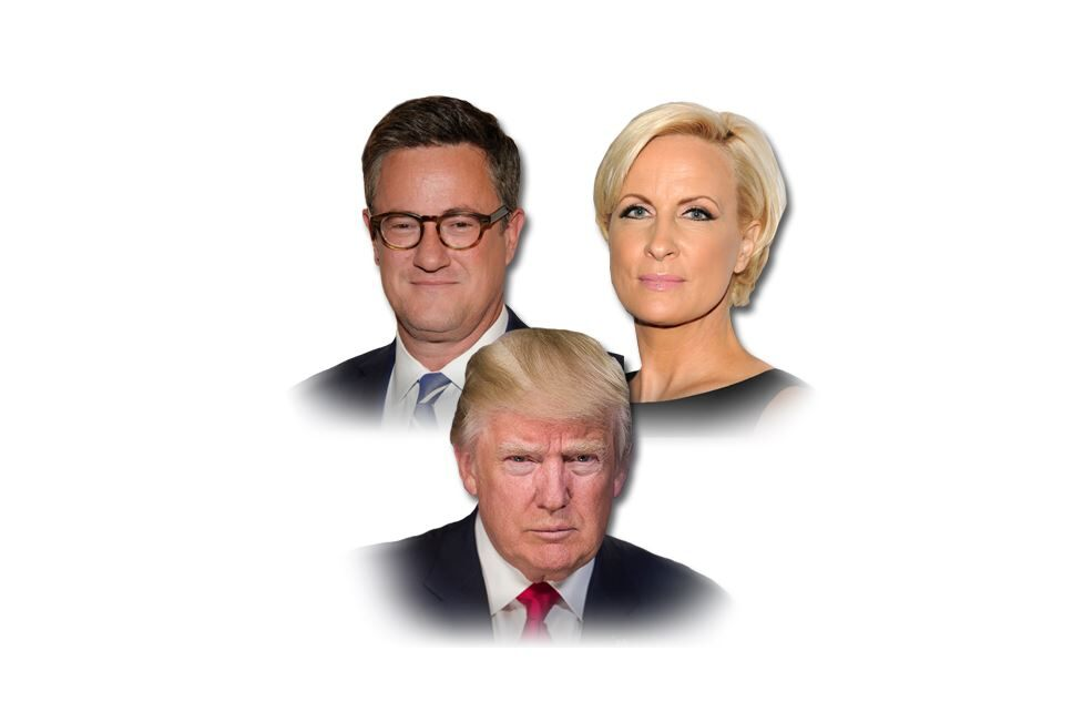 Mika Brzezinski's First Reaction To Trump's Tweets Was A Literal LOL