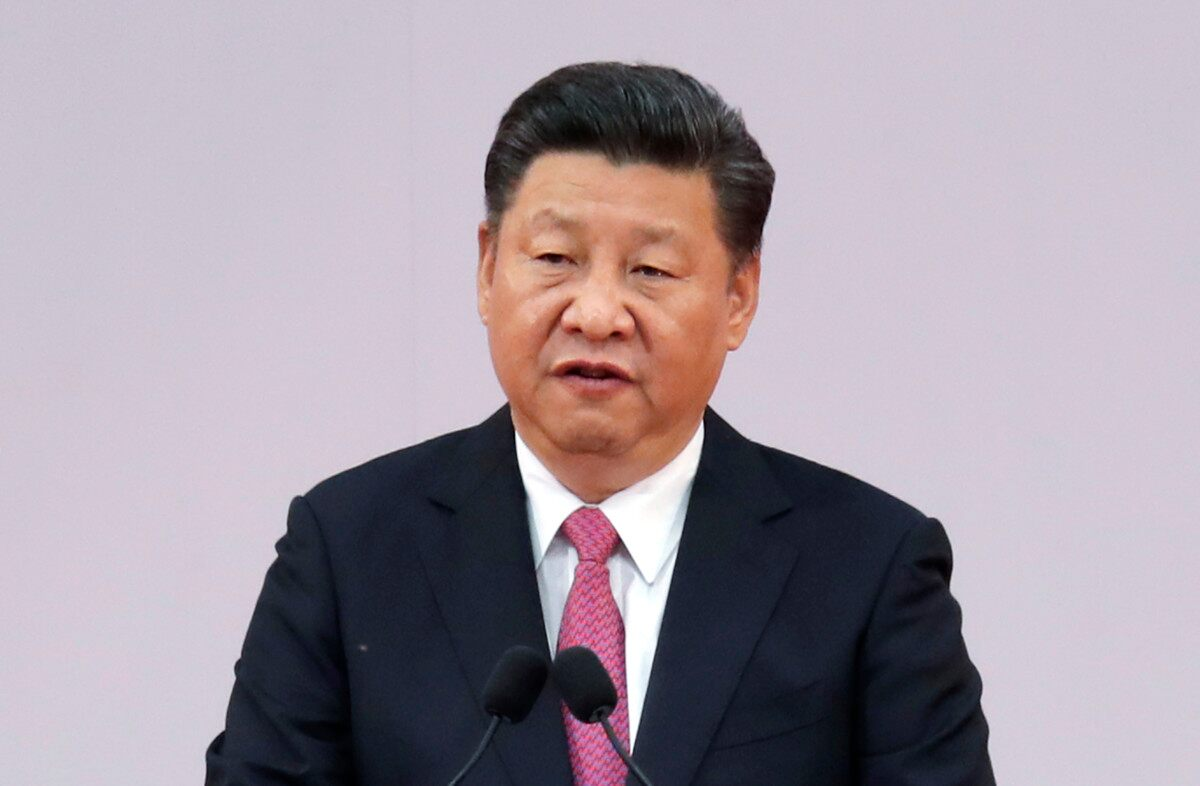 China's Xi Warns Trump Of 'Negative Factors' Hurting US Ties