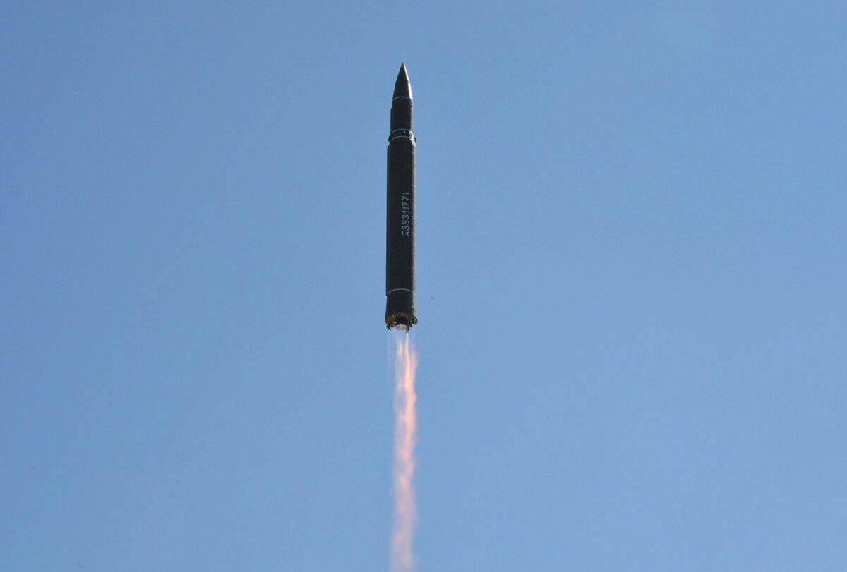 Narrow Cape missile launch scheduled for this weekend