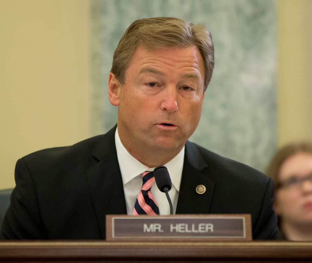 Senator Heller's Las Vegas Office Broken Into