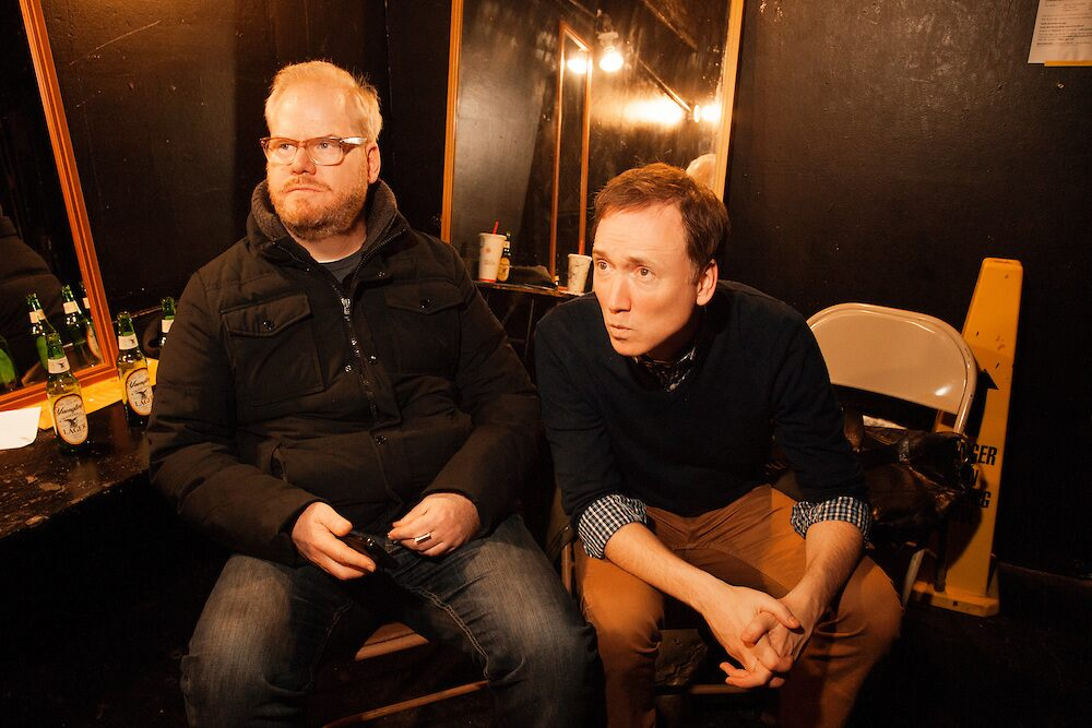 AUDIO) Controversial Comedian Jim Gaffigan Shows No Mercy… Takes On ...