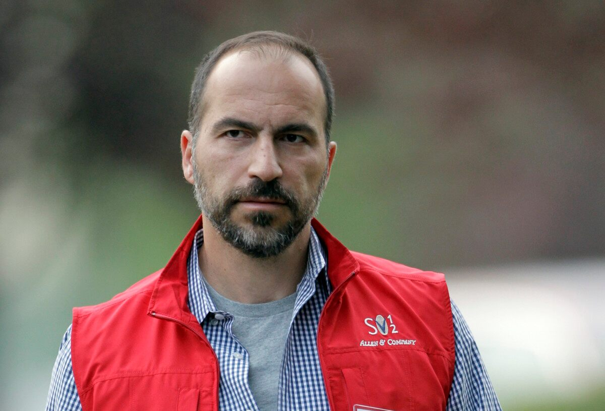 Is Uber's New CEO Already Doomed?