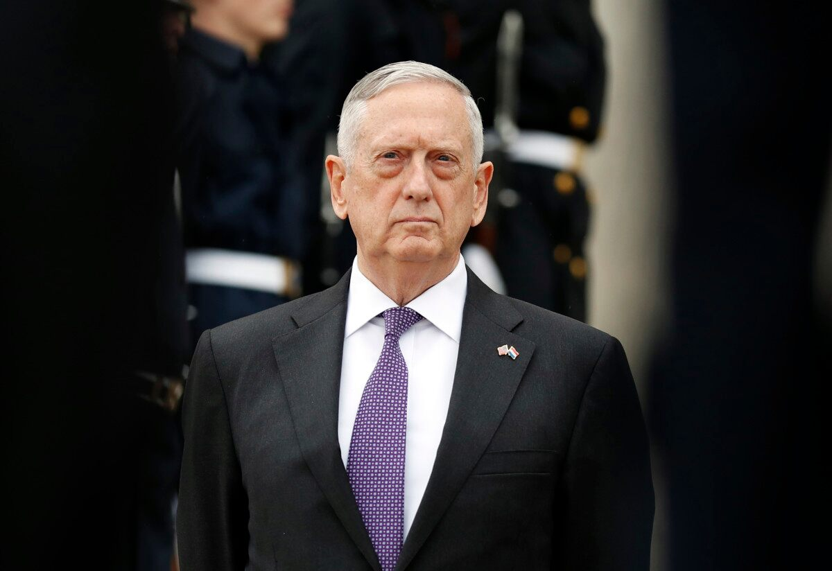 Mattis sticks with current USA nuclear framework
