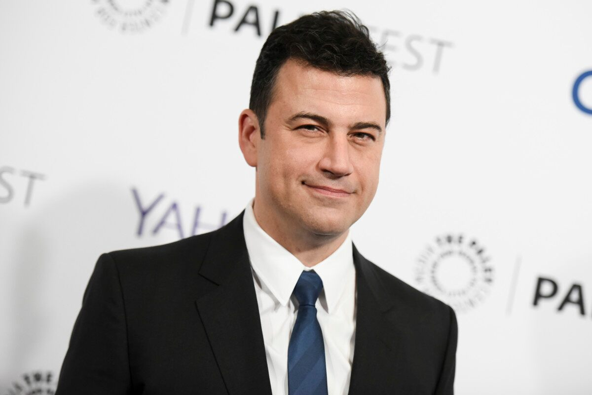 In a war of words, Jimmy Kimmel fires back
