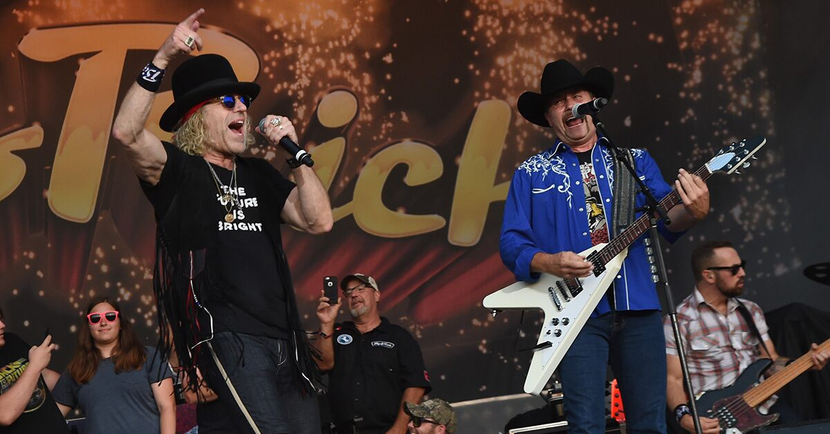 John Rich: Politicizing Las Vegas 'Most Disgusting Thing I've Ever Heard'