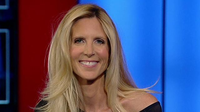 Ann coulter suck thank for