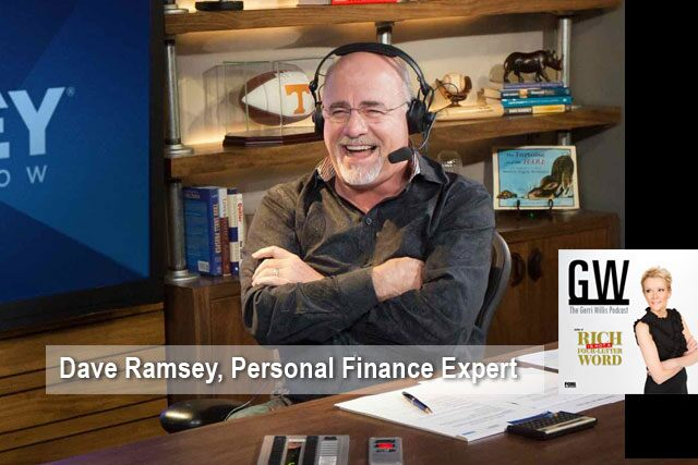 """Dave Ramsey: """"Fifty-two percent of kids will graduate from"""