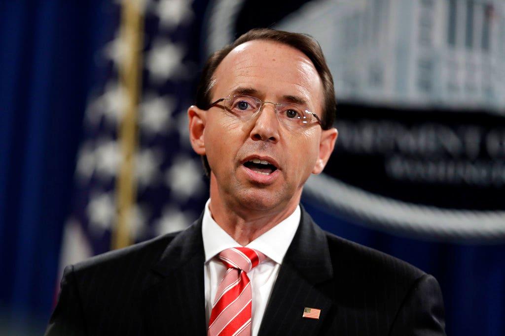 Tennessee Democrats blast DesJarlais over backing effort to impeach Rosenstein over Russia probe documents