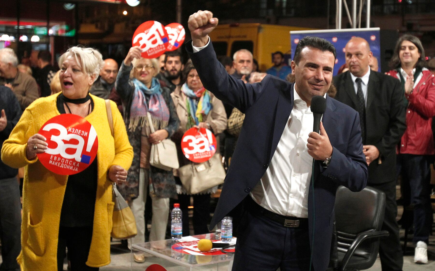Macedonia PM wants to proceed with name-change despite low turout