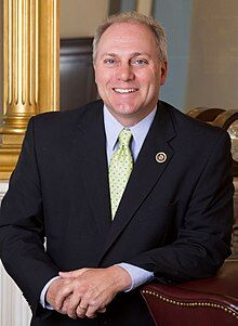 Rep. Steve Scalise And Guy Discuss The Latest On Gun Control in Congress And Where The President Stands On Background Checks