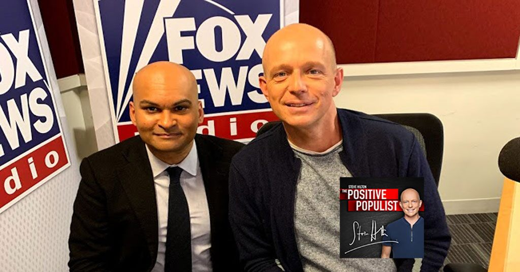 Reihan Salam – A Son of Immigrants Makes the Case Against Open Borders