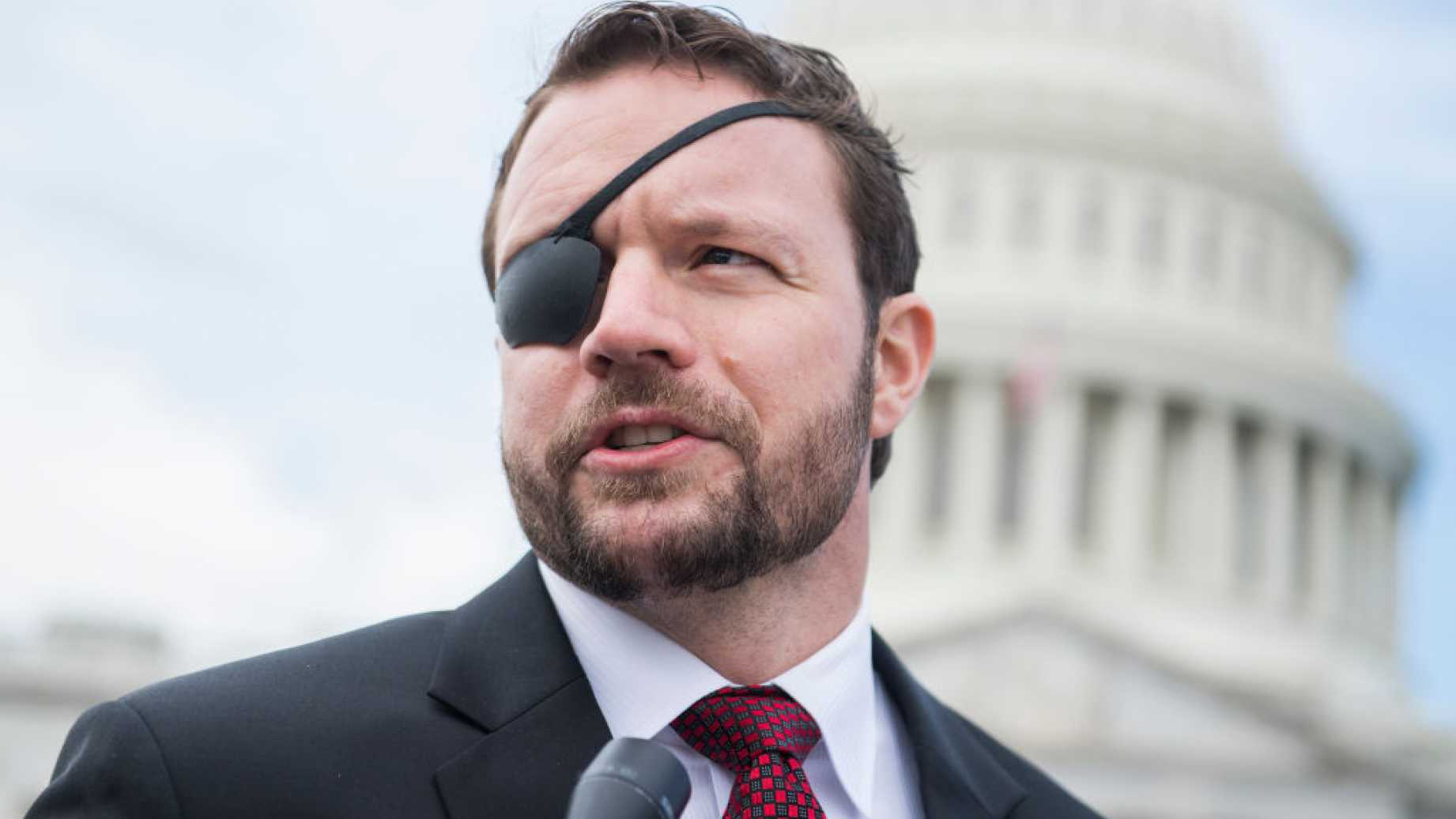 """Rep. Dan Crenshaw (R-TX) On Impeachment Inquiry: """"Trump has the ability to make everything seem out of the ordinary by the way he speaks but we do have to pay attention to the substance of what he's actually saying and the precedent that's already set."""""""