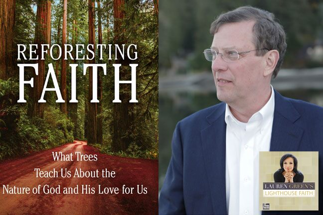 What Trees Can tell us about the Nature of God: Matthew Sleeth, a former Atheist is Transformed
