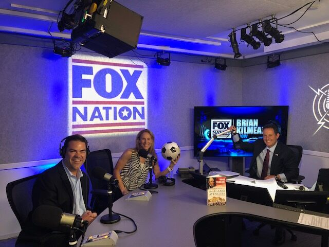 Women's Soccer Legend Kristine Lilly On Translating Success From The Soccer Field To Everyday Life