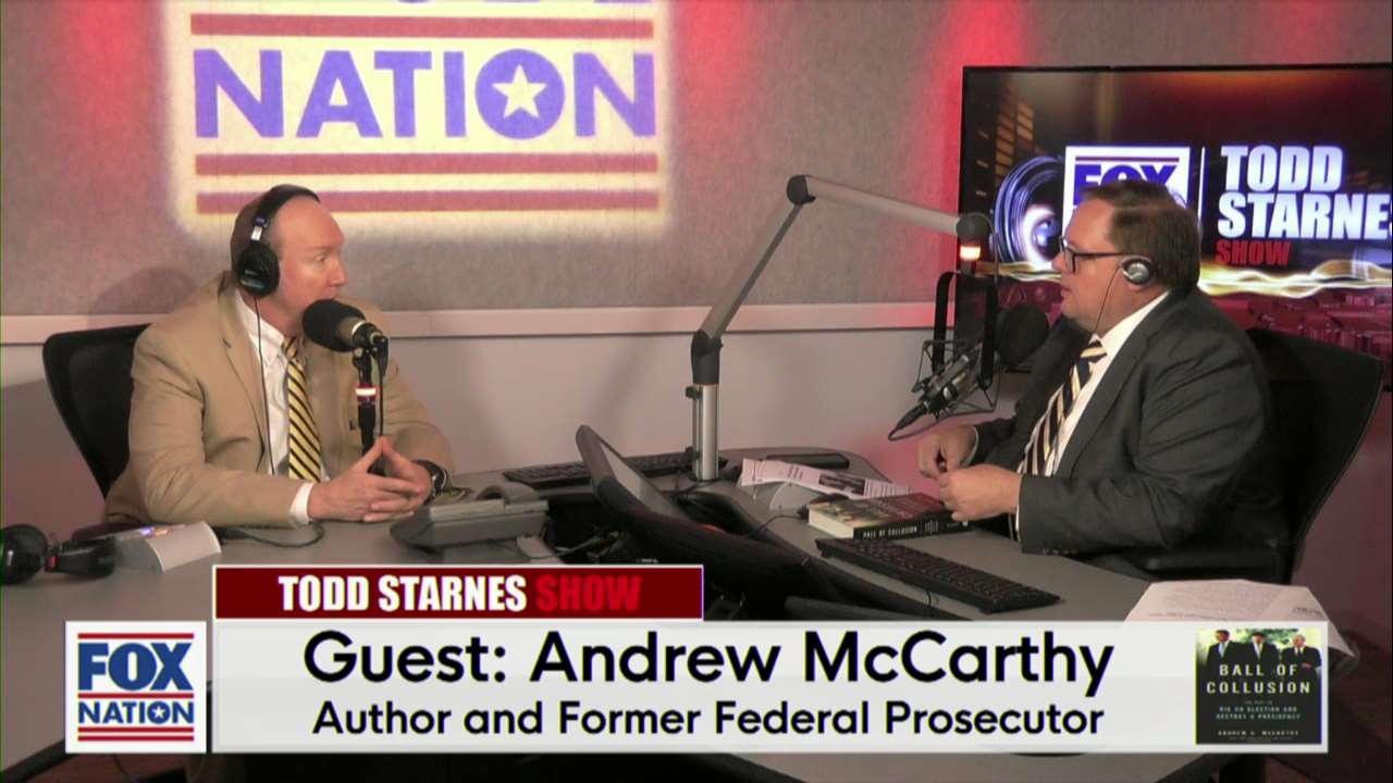 The Todd Starnes Show – August 28th, 2019
