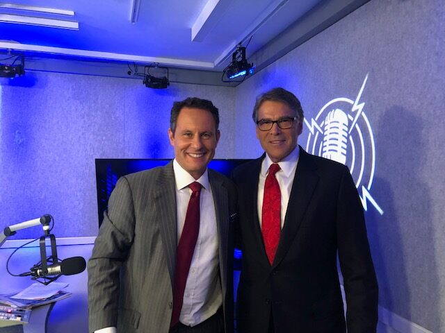 Secretary Rick Perry Believes President Trump Will Respect The DOE's Decision If They Advise Him To Comply With The Congressional Subpoena