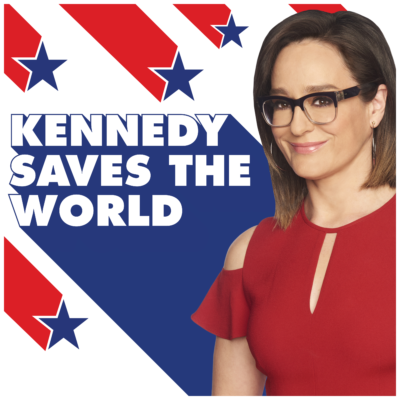 Kenedy Saves The World Podcast Image