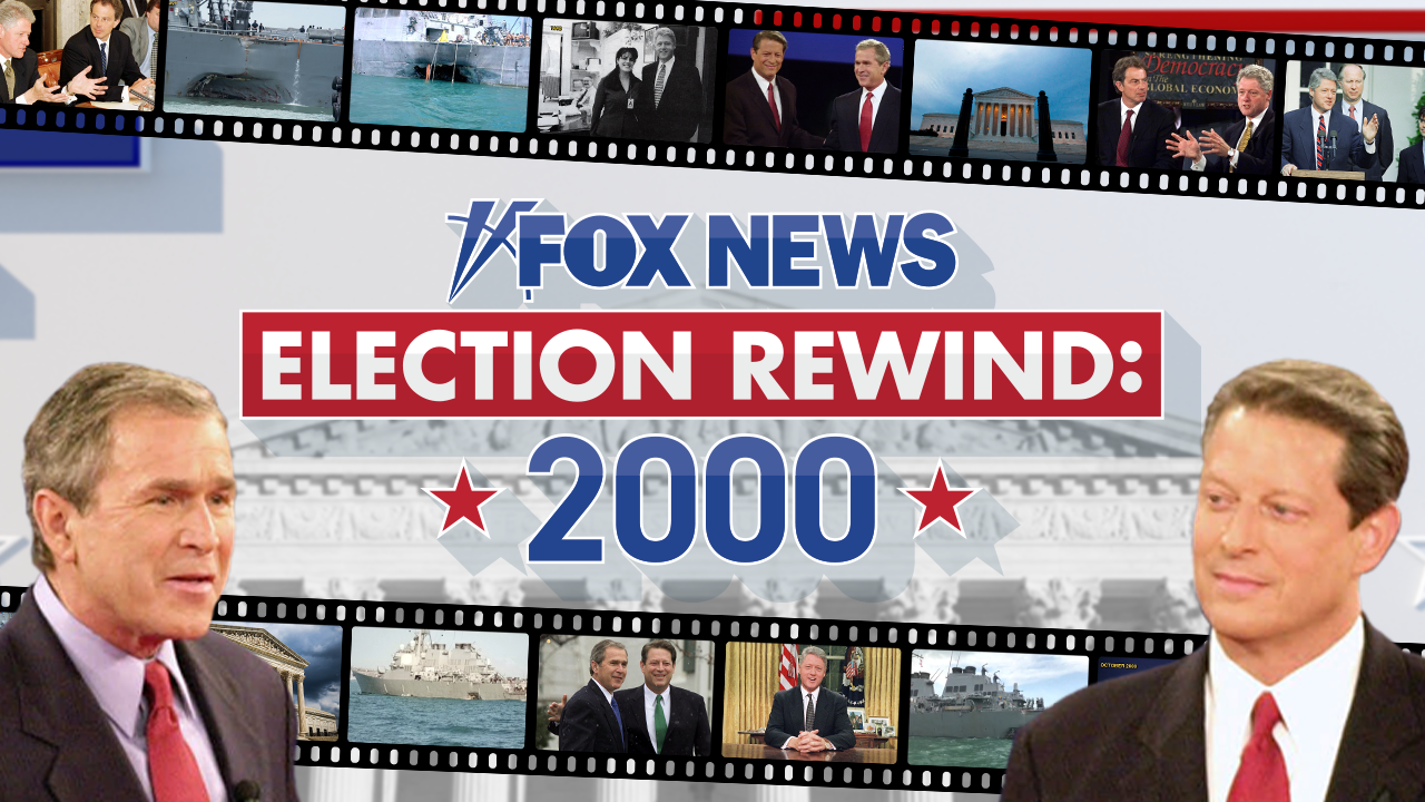 Election Rewind Graphic